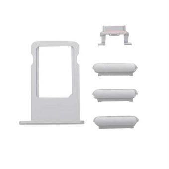 Sim kort holder iPhone 6S Plus- Sølv