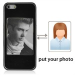 Photo Maker iPhone 5 Cover (black)