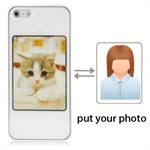 Photo Maker iPhone 5 Cover (white)