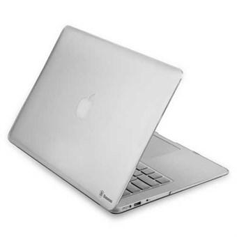 "Image of   Baseus Macbook 12"" Transparent 1mm Hard Case"