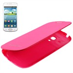Front and Back Galaxy s3 Mini cover (Magenta)