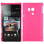 Shield Cover - Sony Xperia Acro S (Pink)