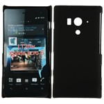 Shield Cover - Sony Xperia Acro S (Sort)