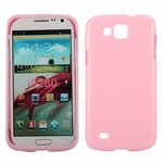 Simpel Silikone Cover til Galaxy Premier (Pink)
