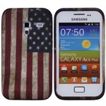 Galaxy Ace Plus - Amerika Flag