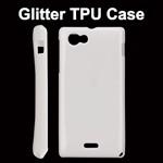 Fresh Silicone Cover - XPeria J (hvid)