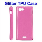Fresh Silicone Cover - XPeria J (pink)