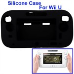 Silikone Cover - Wii U (sort)