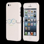 iPhone 5 Cover Space Light (hvid)