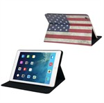 Retro iPad Air USA Etui