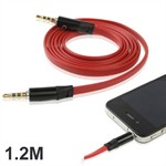 Monster 3.5 mm flad Aux audio 120 CM