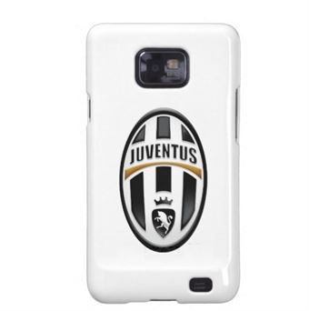 Image of   Fodbold cover Galaxy S2 - Juventus