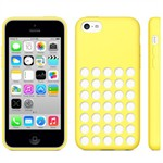 Gummi Cheese Cover  -  iPhone 5C (Gul)