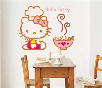 Image of   Wall Stickers - Hello Kitty