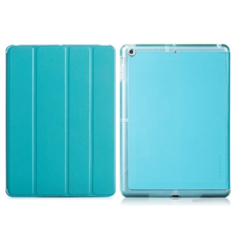 Image of   HOCO Smart Cover Full Case (Blå)