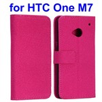 HTC ONE - Pung Etui (pink)