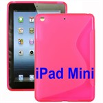 S-Line iPad mini Silikone Cover (Pink)