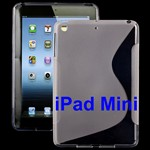 S-Line iPad mini Silikone Cover (Transparent)