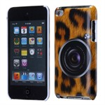 Safari Camera Touch 4 Cover (gul)