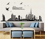 Wall Stickers - Dubai