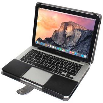 Image of   ENKAY Læder Etui MacBook Pro 15.4 Retina