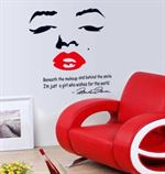 Wall Stickers - Marilyn Monroe