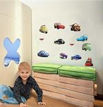 Wall Stickers - Figure fra Biler