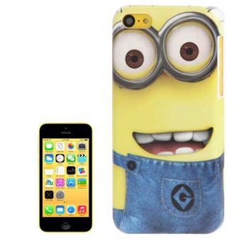 Image of   Minions Plastik Cover iPhone 5C - Minions