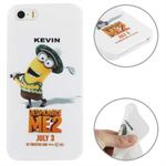 Minions TPU Cover iPhone 5/5S/SE - Kevin