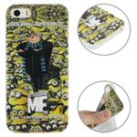 Minions TPU Cover iPhone 5/5S/SE - Me