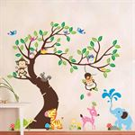 Wall Stickers - Dyreleg