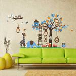 Wall Stickers - Monkey World