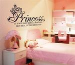 Wall Stickers - Princess