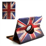 360° Roterende Retro UK Case tab 3