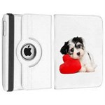 TipTop Roterende iPad Etui - Dog Love