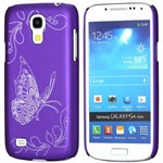 Butterfly Art - S4 Mini (Purple)