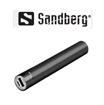 Sandberg - PowerBar 4400 mAh (Sort)