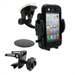 American Arkon� Windshield 3in1 Cellphone Grip