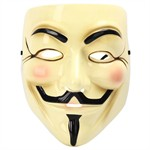 V for Vendetta Mask - Creame