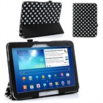Prik Etui - Galaxy Tab 3 10.1 (Sort)