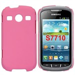 Simpel Galaxy Xcover 2 cover (Pink)