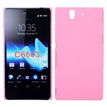 Simpel Cover - Sony Xperia Z (Pink)