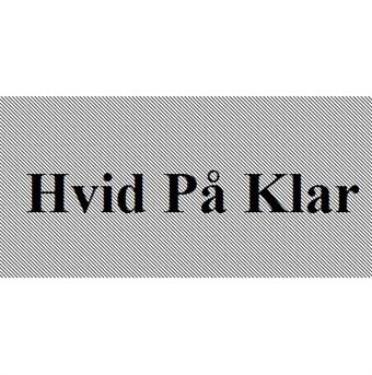 Image of   Hvid På Klar 12mm Dymo D1 Tape (45020)