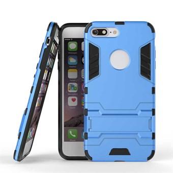 Image of   Strike plastcover til iPhone 7 Plus / iPhone 8 Plus - Lyse blå