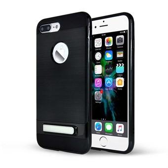 Image of   Fiction plast cover til iPhone 7 Plus / iPhone 8 Plus - Sort