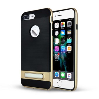 Image of   Fiction plast cover til iPhone 7 Plus/ iPhone 8 Plus - Guld