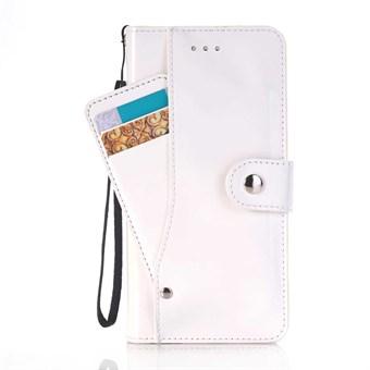 Image of   Slide cardholder etui til iPhone 7 Plus / iPhone 8 Plus - Hvid