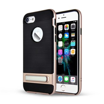 Image of   Fiction plast cover til iPhone 7 / iPhone 8 - Rose gold