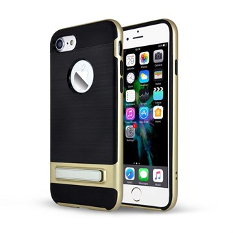 Image of   Fiction plast cover til iPhone 7 / iPhone 8 - Guld