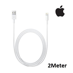 Apple lightning USB kabel iPad/iPhone 2M - Fra APPLE